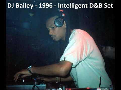 DJ Bailey (no MC) - Intelligent D&B 1996 - 90min