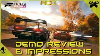 Forza Horizon 4 Demo Impressions & Things You Need To Know