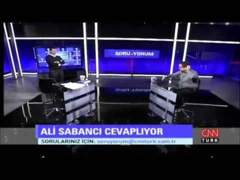 Ali Sabancı: Ekşi Sözlük'teki yazılanlar hoşuma gidiyor