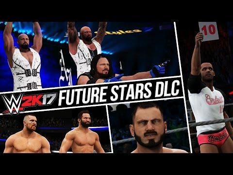 WWE 2K17 Future