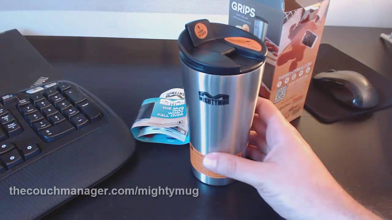 Best Spill Proof Coffee Cup Unboxing Amp Review The Mighty