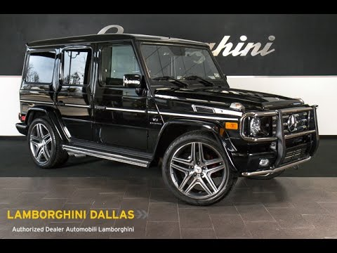 2011 Mercedes-Benz G55 AMG Gloss Black LT0708
