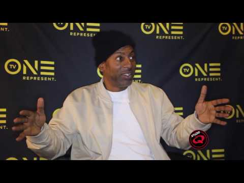 Tony Rock Talks 'Game of Dating'  on TV ONE