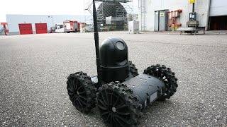 Mini UGV - NERVA LG - BSS Holland