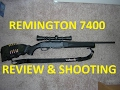 REMINGTON 7400 REVIEW