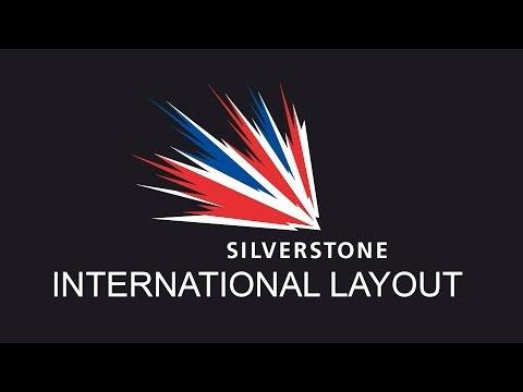 Silverstone Circuit - International Layout