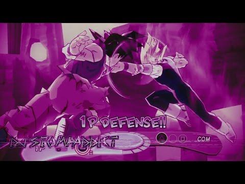 Dragon Ball Z Budokai 3 - Battle Theme #11 (Archipelago) Remix (Slopped) - DJ Stompaddict