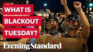 What Is Blackout Tuesday And Who Is Taking Part In The Social Media Movement?