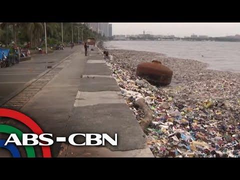TV Patrol: Paglilinis sa mga estero sa Metro Manila, sisimulan na