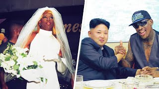 The 5 craziest stories about Dennis Rodman | House Of Bounce