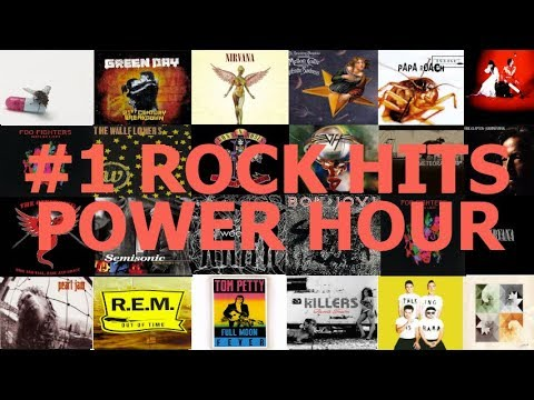 #1 Rock Songs 1985-2015 Power Hour Drinking Game