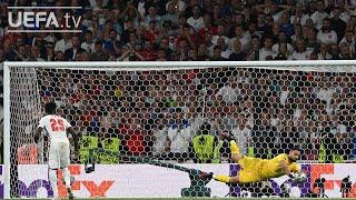 ITALY 1-1 ENGLAND PENALTY SHOOT-OUT, EURO 2020 FINAL