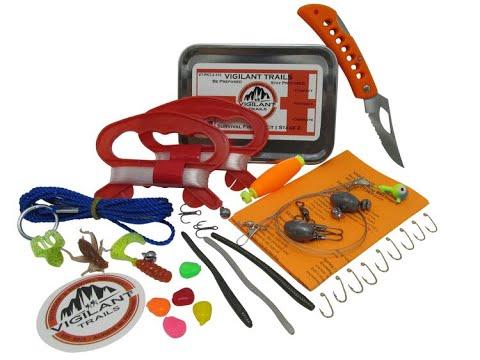 Vigilant Trails ® Bug Out Bag Builder KitStage 1