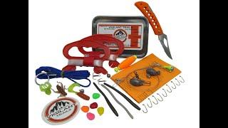 Vigilant Trails Stage  Pocket Survival Fishing Kit
