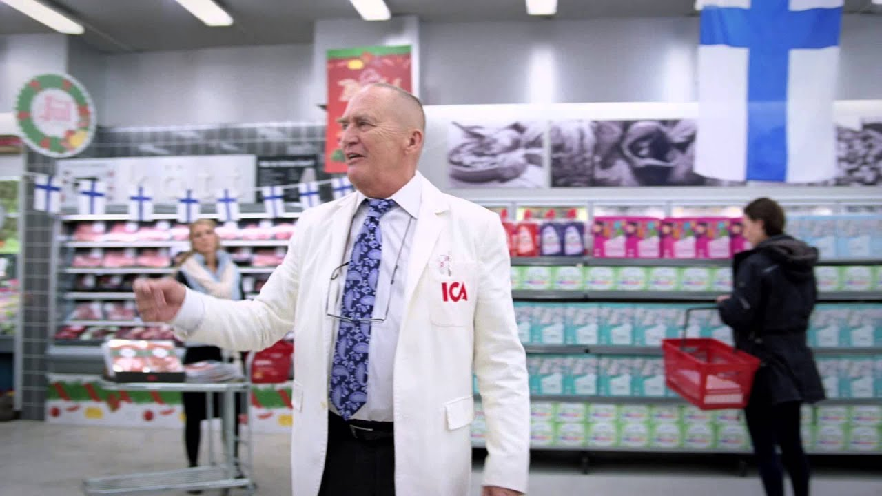 grattis finland ICA reklamfilm 2012 v.49   Grattis Finland!   YouTube grattis finland