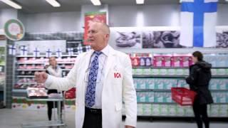 ICA reklamfilm 2012 v.49 - Grattis Finland!