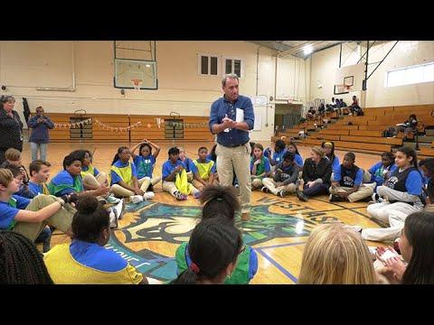 Athlete 2 Athlete West Ashley Middle School