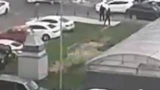 В Екатеринбурге ураган сдул сотовую вышку