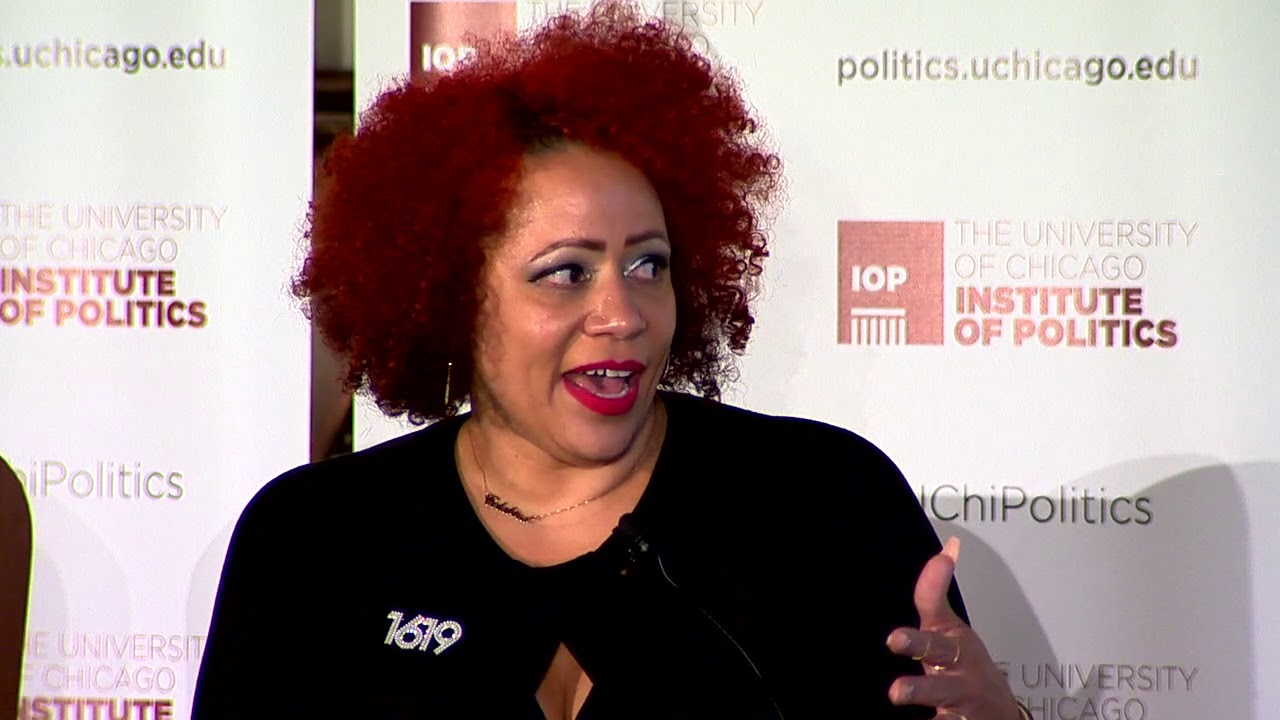 The 1619 Project with Nikole Hannah-Jones - YouTube