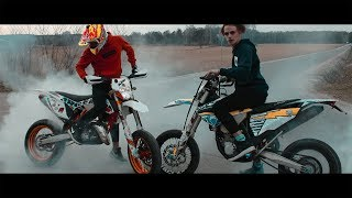 Supermoto Lifestyle EP.1 - NaughtyRiders Movie