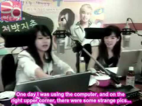 SNSD Sunny & Sooyoung are perverts [Chunji Radio 070708]