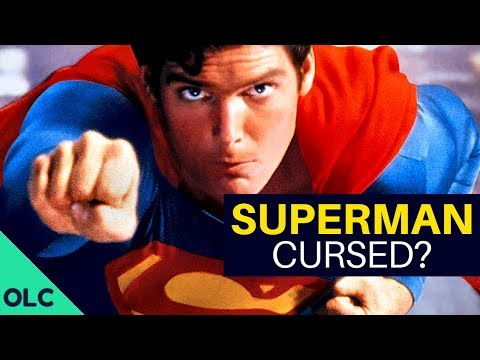 The Tragic History Behind the SUPERMAN Curse