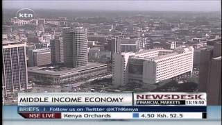 Kenya Ranked 9th In Africa as a Middle Income Earner