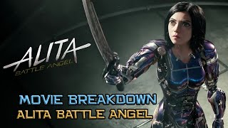 Movie Breakdown Alita Battle Angel | Alita Bakal Pergi Ke Zalem |