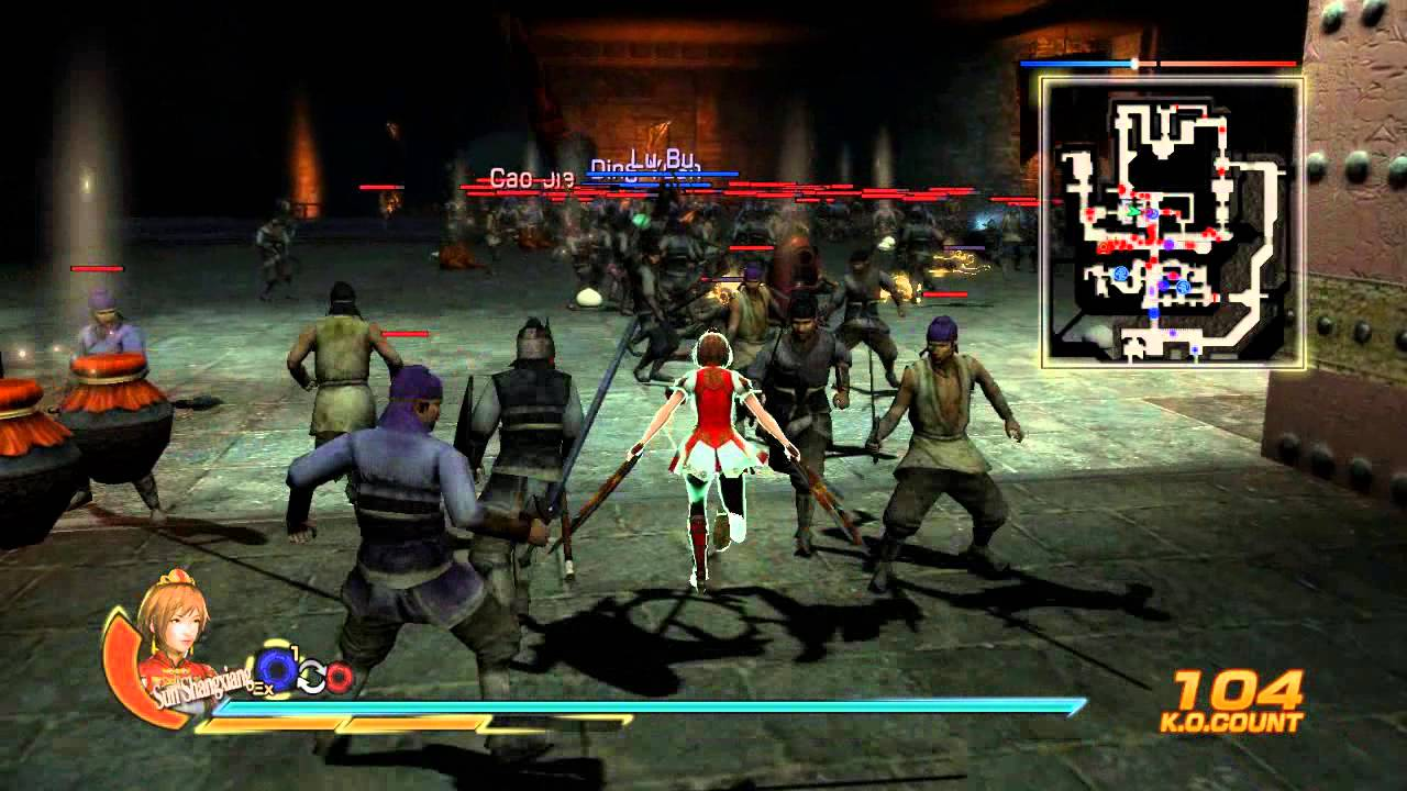 Dynasty Warriors 8 Xtreme Legends PC Games