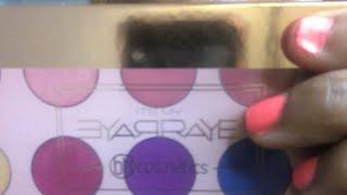 GRWM: It's My RayeRaye 15 color eyeshadow Palette | Demo & Review