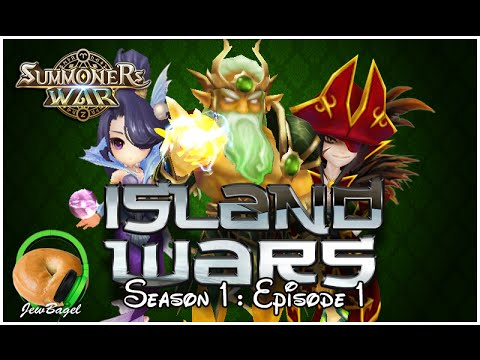 SUMMONERS WAR : ISLAND WARS (Season 1 : Episode 1)