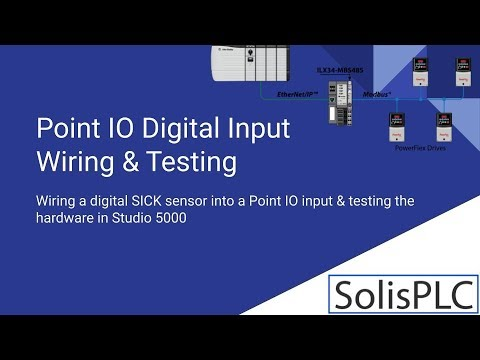 Pointio Allen Bradley Hardware Amp Software Tutorial 1734