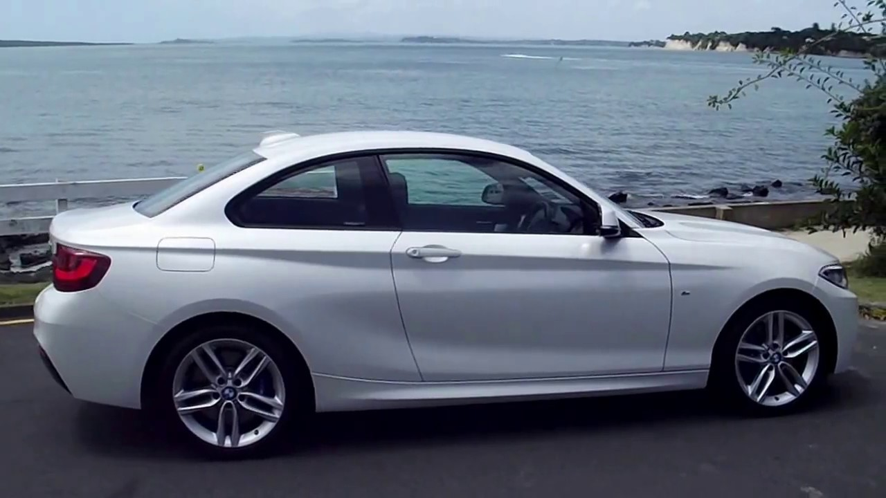 2016 bmw 220i coupe m sport youtube. Black Bedroom Furniture Sets. Home Design Ideas