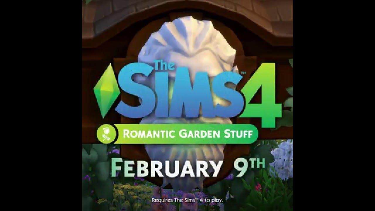 Скачать симс 4 романтический сад и домашний кинотеатр.