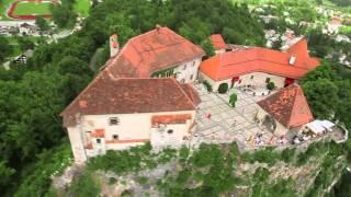 Summer in Bled, Slovenia