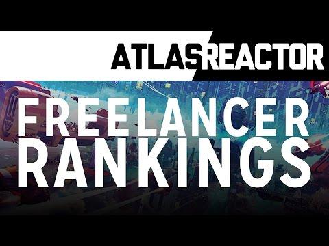 Atlas Reactor - Freelancer Rankings
