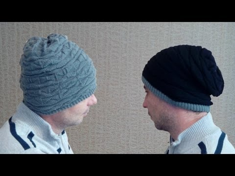 Модные шапки осень-зима