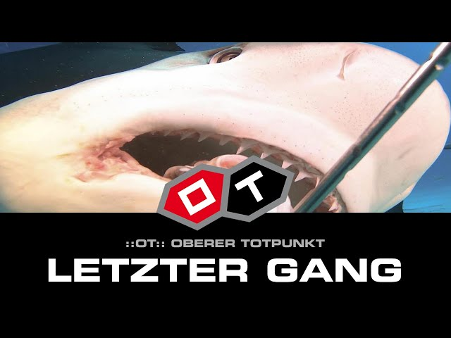 SHARKDIVE ROATAN 2012, SONG ::OT:: OBERER TOTPUNKT, LETZTER GANG