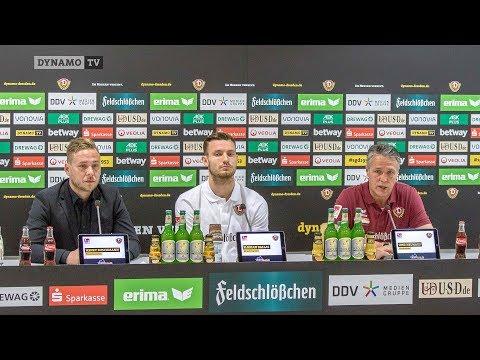 12. Spieltag | SGD - EBS - | Pressekonferenz vor dem Spiel