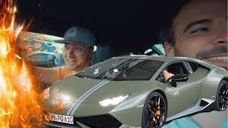 Mit Nico Pliquett im Lamborghini Huracan Avio!
