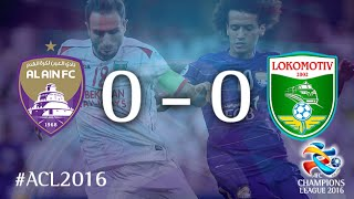 Video Gol Pertandingan Al Ain vs Lokomotiv