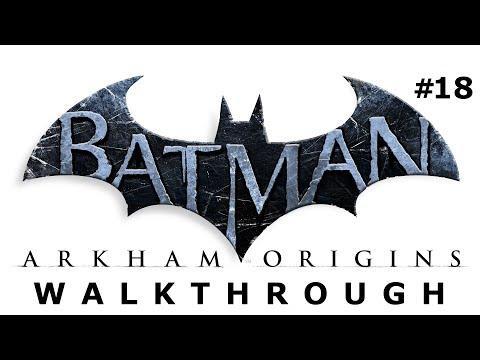 Batman: Arkham Origins Walkthrough Part 18