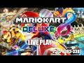Mario Kart 8 Deluxe | NINTENDO SWITCH | Live Play!