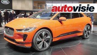 Range Rover SV Coupé en Jaguar I-Pace - Autosalon Genève 2018