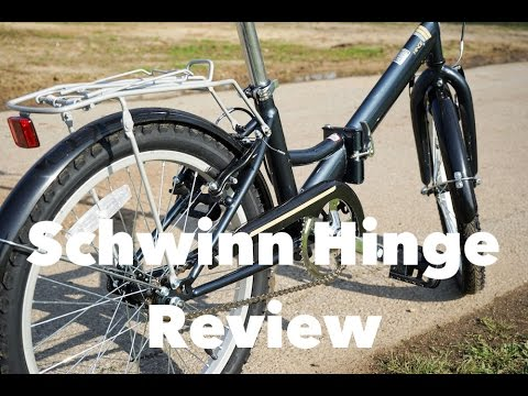 1d03d81c736 Schwinn Hinge Folding Bike Review - YouTube