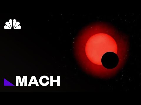 Citizen Scientists Discovered A Remarkable New Exoplanet | Mach | NBC News