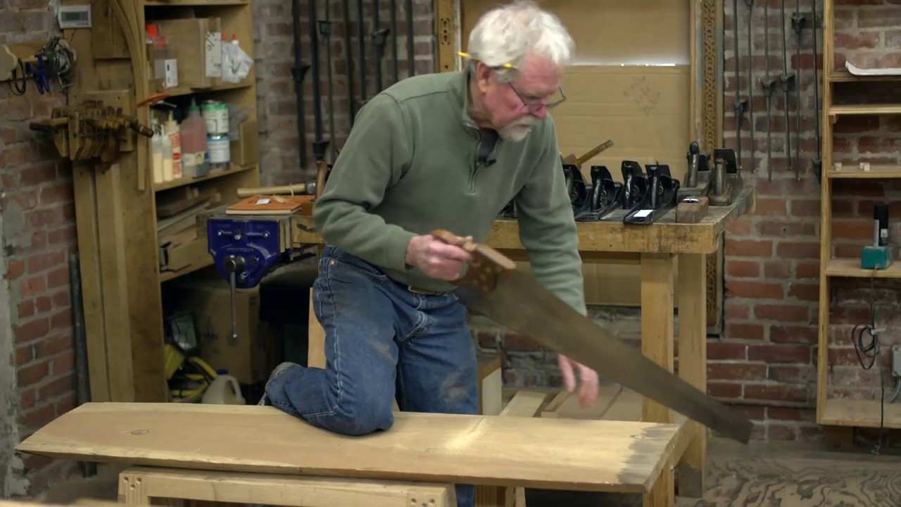 The Art Of Woodworking Episode 1 Planes