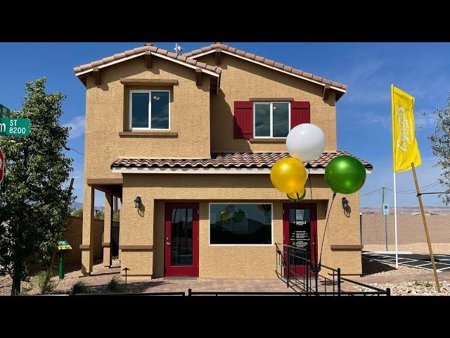 Sterling Bay by DR Horton | New Homes For Sale Southwest Las Vegas | 1795 Home Tour | 398k+ 4BD