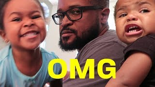 Morning Routine With Baby And Toddler *educational*