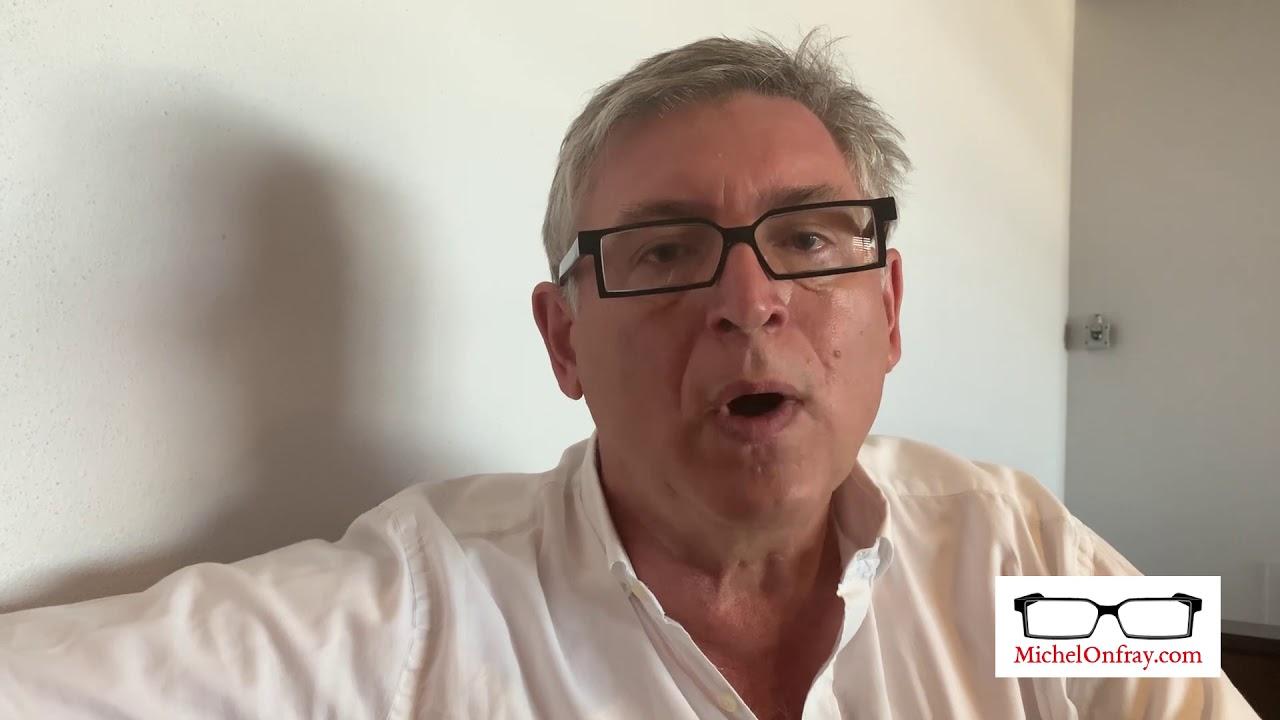 """Michel Onfray ne """"soutient"""" pas François Asselineau !"""